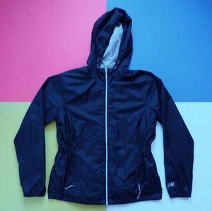 Woman's New Balance Athletic Rain Jacket